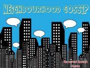 English powerpoint: Reported Speech - Neighbourhood Gossip Game (1/2)