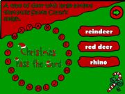 English powerpoint:  Pass the word - Christmas (5/6)