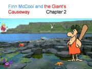 English powerpoint: Finn MacCool and the Giant´s Causeway part 2