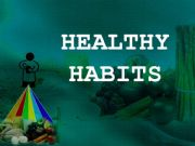 English powerpoint: Rules for a healthy lifestyle
