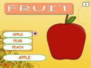 English powerpoint: Fruit