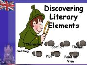 English powerpoint: Discovering Literary Elements