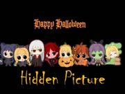English powerpoint: Halloween Hidden Picture