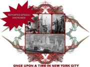 English powerpoint: Reported Speech- Once upon a time in New York City