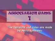 English powerpoint: Animals Association Game 1