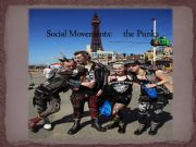 English powerpoint: Social Movements: The Punks