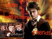 English powerpoint: Harry Potter´s Friends