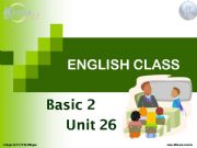 English powerpoint: Question words - wh questions