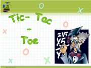 English powerpoint: The UK Tic-Tac-Toe