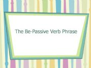 English powerpoint: Passive voice with present simple and past simple