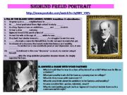 English powerpoint: THE GIFTED_ SIGMUND FREUD (PART 2)
