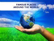 English powerpoint: Around The World