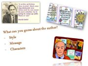 English powerpoint: Warm-up activity for -