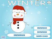 English powerpoint: Winter