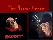English powerpoint: Introduction to the Horror Genre