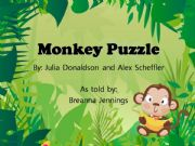 English powerpoint: Monkey Puzzle (Where is my Mom?)