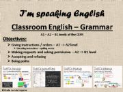 giving instructions in the classroom pdf