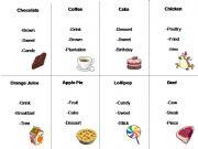 English powerpoint: Food Tabbo