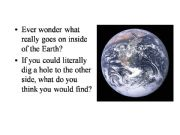 esl english powerpoints forces inside the earth. Black Bedroom Furniture Sets. Home Design Ideas