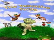 English powerpoint: The Talkative Turtle - A fable ( short story )
