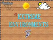 English powerpoint: PART 5 Weather and environmet (from book Activate B1 chapter 10)