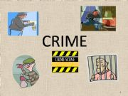 English powerpoint: CRIMES AND CRIMINALS