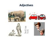 English powerpoint: Adjectives