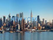 English powerpoint: New York info