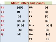 English powerpoint: Learn to read letter I i