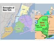 English powerpoint: New York City