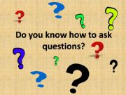 English powerpoint: Do you know how to ask questions?