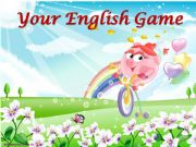 English powerpoint: English Game 1