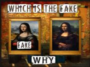 English powerpoint: REAL OR FAKE #2