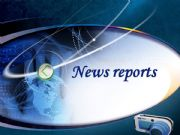 English powerpoint: News reports