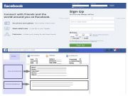English powerpoint: Facebook Profile