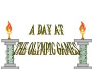 English powerpoint: A day at the Olympic Games
