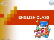 English powerpoint: simple present tense - 3rd person singular