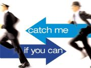 English powerpoint: Catch me if you can