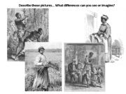 English powerpoint: Being a slave