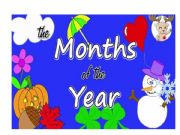 English powerpoint: seasons and months of the year