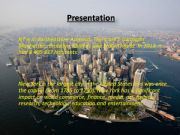 English powerpoint: New York - learn all about it