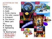 English powerpoint: LET´S TRAVEL 4