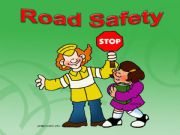 English powerpoint: Road Safety