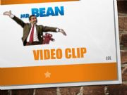 English powerpoint: PARTS OF THE BODY_MR BEAN VIDEO CLIP