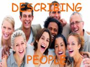 English powerpoint: Describing People