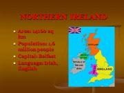 English powerpoint: NORTHERN IRELAND