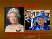 English powerpoint: Political system of the UK