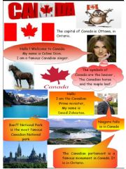 English powerpoint: Canada