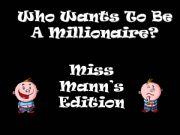 English powerpoint: Mixed math millionaire