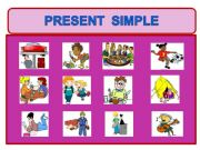 English powerpoint: Present Simple